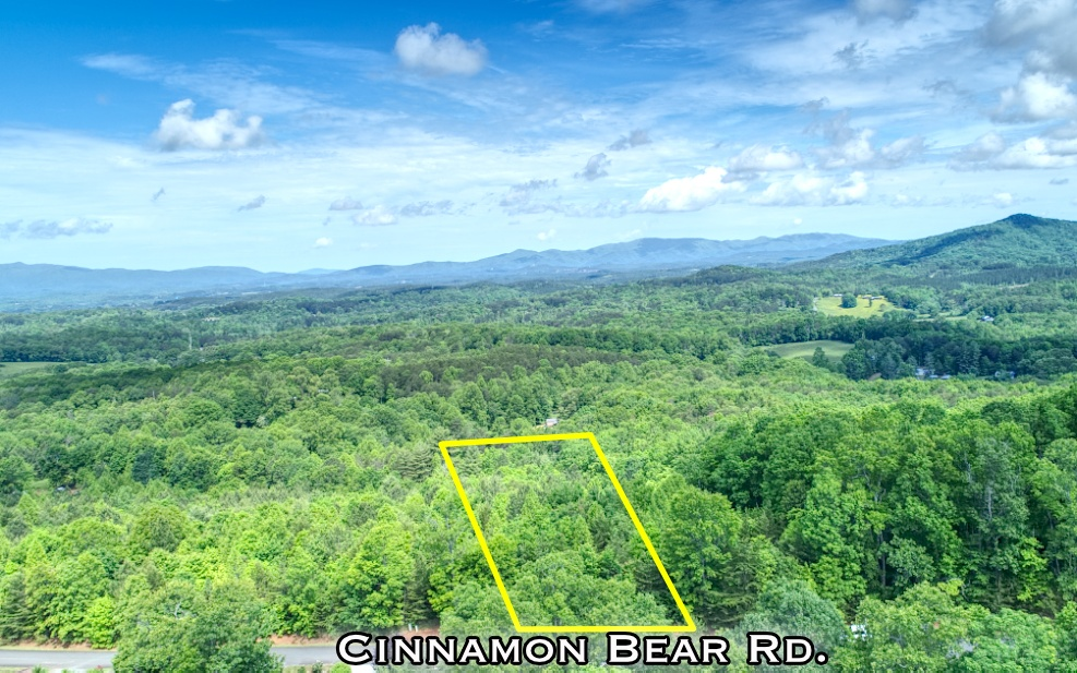 BEAR MOUNTAIN RIDGE, Beautiful lot in this Upscale Rustic Style Community with City Water available and All Paved Access. This lot lays Gentle and is Wooded, All the photos are taken from just above the Tree Tops to Show the Gorgeous Long Range Mountain View you will have from your Screened porch or your Open Deck. All homes in the Area are Log or Country Cottage Style, you Will Not be Disappointed.