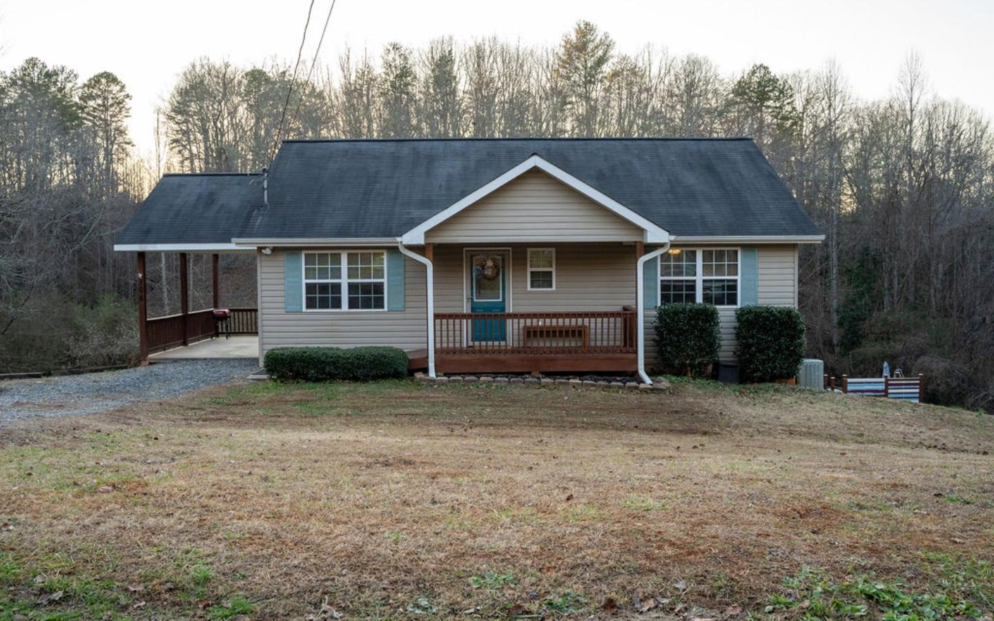 Great house, very clean, close to town, Garden spot out back, above ground pool with deck. Garage in Basement rest is finished out living space with bonus room & bath. More Photos to come.